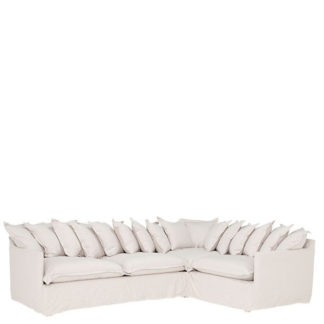 An Image of Eden Large Right Hand Corner Sofa