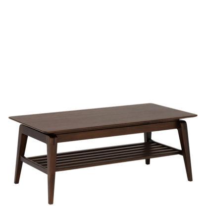 An Image of Ercol Lugo Coffee Table