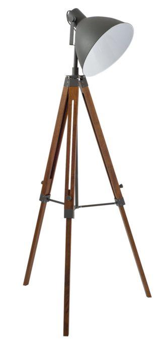 An Image of Argos Home Industrial Tripod Floor Lamp