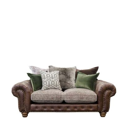 An Image of Melville Small Pillow Back Sofa Stock
