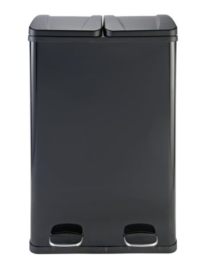 An Image of Argos Home 60 Litre 2 Compartment Recycling Bin