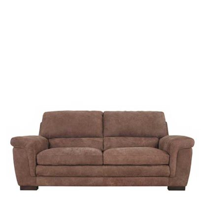 An Image of New Berisso Leather Sofa