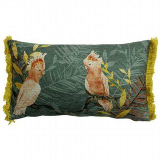 An Image of Bird Tropics Cushion