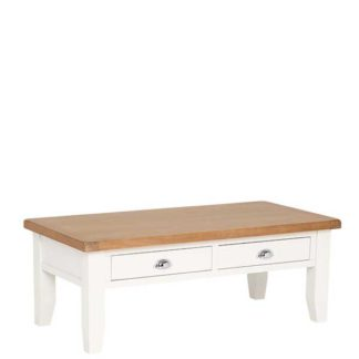 An Image of Althorp Large Coffee Table