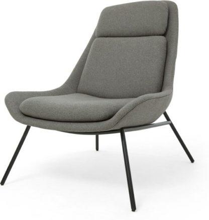 An Image of Eero Accent Chair, Flavio Grey