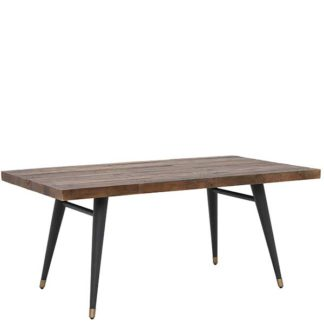 An Image of Modi Reclaimed Wood Dining Table