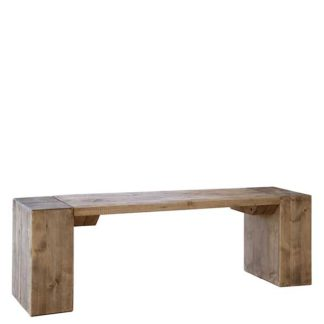 An Image of Samson Reclaimed Wood Bench