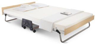 An Image of Jay-Be Folding J-Bed Memory e-Fibre Mattress - Double