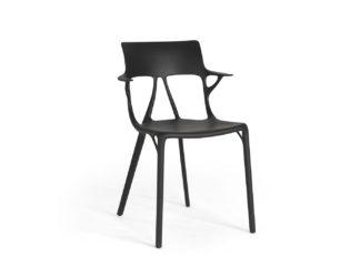 An Image of Ai Chair Black - *Min 2 Chairs*