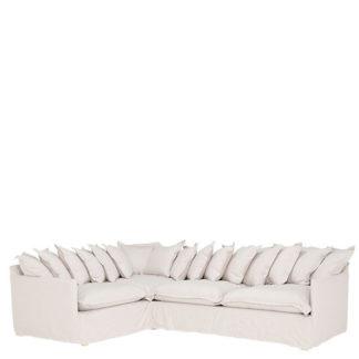 An Image of Eden Large Left Hand Corner Sofa
