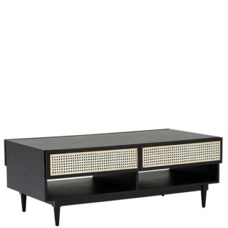 An Image of Hague Coffee Table Black