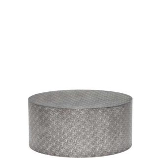 An Image of Tolfa Drum Coffee Table