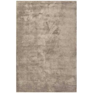 An Image of Katherine Carnaby Chrome Hand Woven Rug Putty