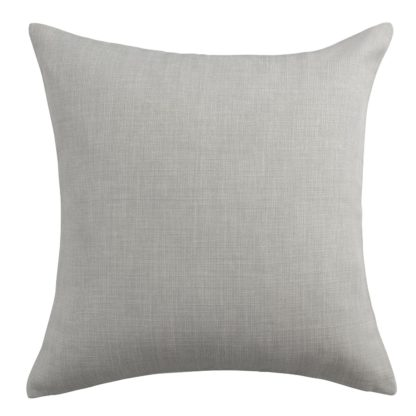 An Image of Argos Home Cushion Cover - Grey