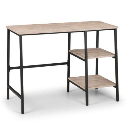An Image of Tribeca Desk Black