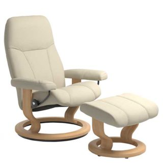 An Image of Consul Medium Classic Chair and Stool Quickship