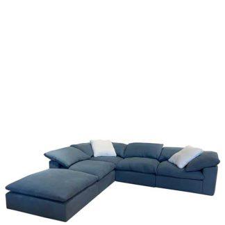 An Image of Perrie Left Hand Facing Corner Sofa