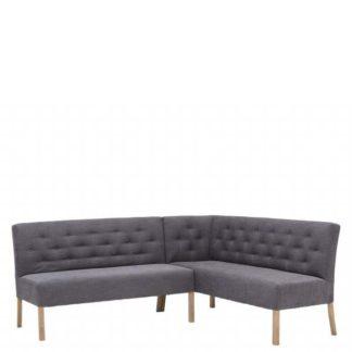 An Image of Medina Upholstered Right Hand Facing Corner Bench
