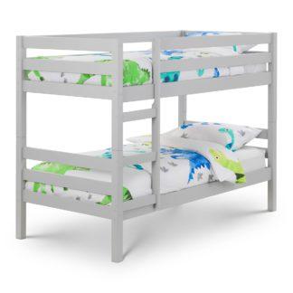 An Image of Camden Bunk Bed Grey