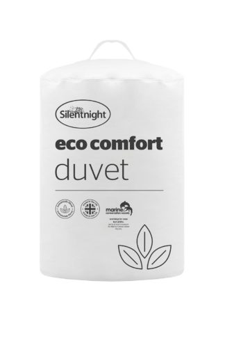 An Image of Eco Comfort Double Duvet 10.5 Tog