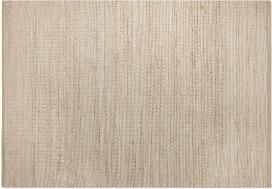 An Image of Enas Jute Rug, Large 160 x 230cm, White