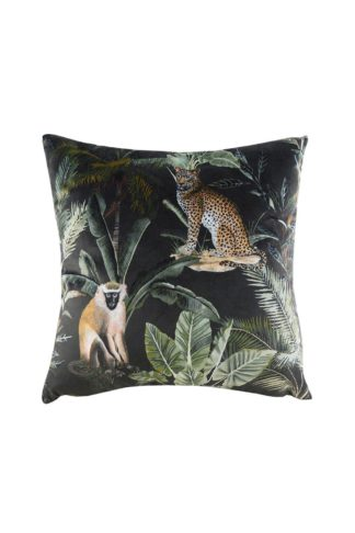 An Image of Kibale Animals Cushion