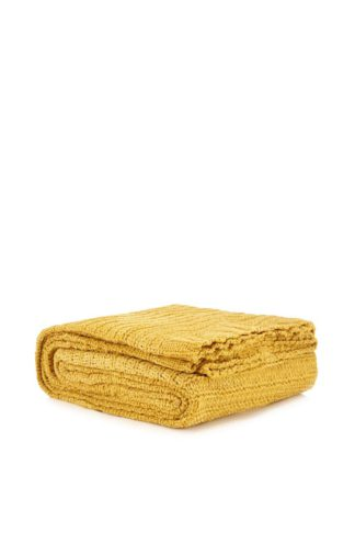 An Image of Chenille Throw