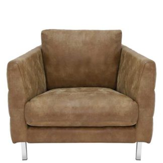 An Image of Lars Leather Armchair