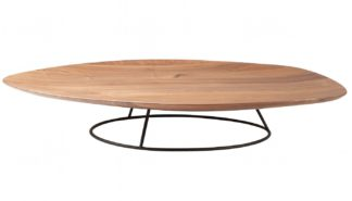 An Image of Ligne Roset Pebble Concave Low Table