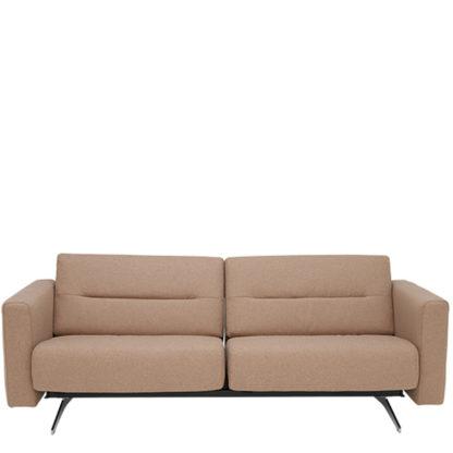 An Image of Stressless Stella 2.5 Seater Sofa Calido - Barker & Stonehouse