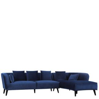 An Image of Purcell Right Hand Facing Large Corner Sofa - Barker & Stonehouse