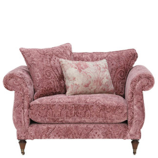 An Image of Drew Pritchard Atherton Standard Back Snuggle Chair