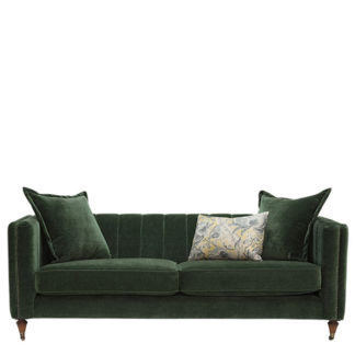 An Image of Drew Pritchard Foxley 4 Seater Sofa - Barker & Stonehouse