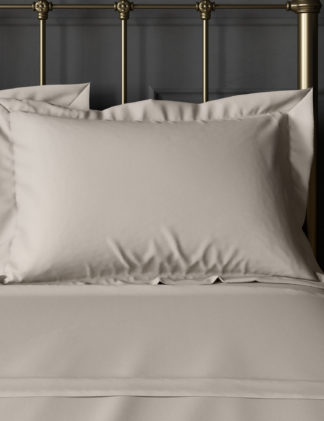 An Image of M&S 2 Pack Egyptian Cotton 230 Thread Count Oxford Pillowcases