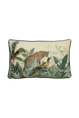 An Image of Manyara Leopard Cushion