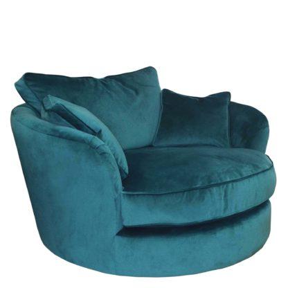 An Image of Harrington Swivel Chair