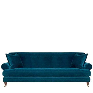 An Image of Drew Pritchard Fairlawn 4 Seater Sofa - Barker & Stonehouse