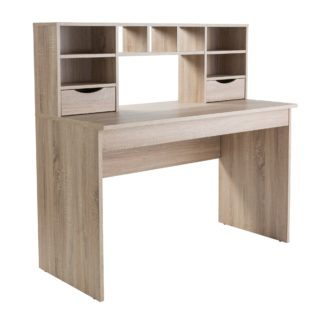 An Image of Albion Desk Brown