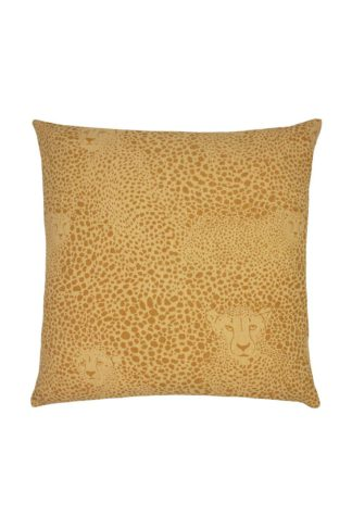 An Image of Hidden Cheetah Cushion