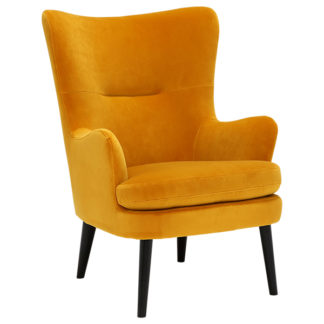 An Image of Marcy Velvet Chair