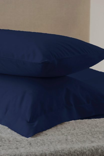 An Image of 200 Thread Count Cotton Oxford Pillowcase