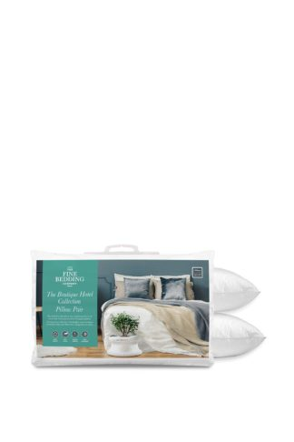 An Image of FBC Boutique Hotel Pillow Pair