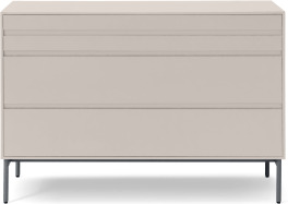 An Image of Donica Chest of Drawers, Warm Ecru