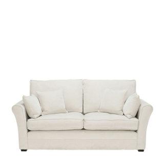 An Image of Berkeley Fabric Fixed Cover Medium Sofa - Barker & Stonehouse