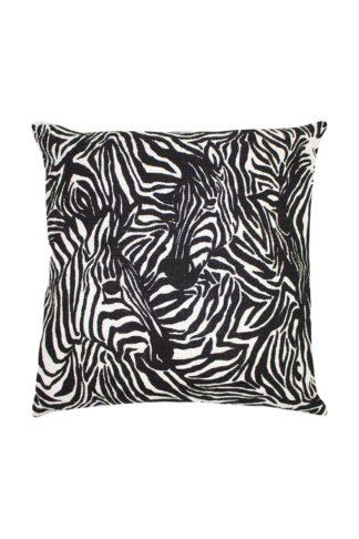 An Image of Hidden Zebra Cushion