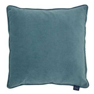 An Image of Plush Velvet Cushion Sky