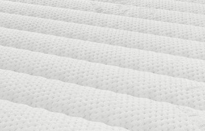 An Image of M&S Essential 325 Open Coil Medium Memory Foam Mattress