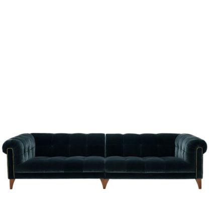 An Image of Elena 4 Seater Sofa - Barker & Stonehouse