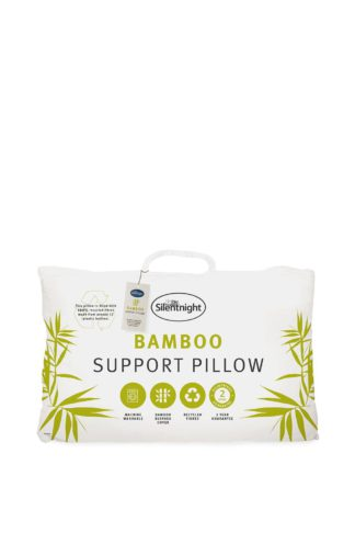 An Image of Bamboo Support Pillow