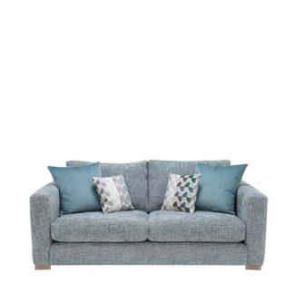 An Image of Fontella Small Sofa Foam Interiors - Barker & Stonehouse